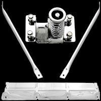 chrome vcar parts