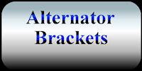 Chrome alternator brackets
