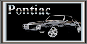 Chrome Pontiac Engine Parts