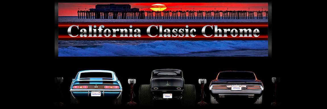 California classic chrome ebay store