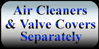 valve cover and air cleaners