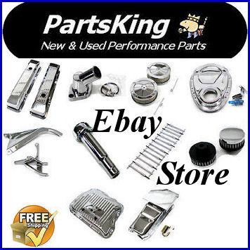 Chrome Engine Parts