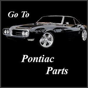 Chrome Pontiac Engine Parts